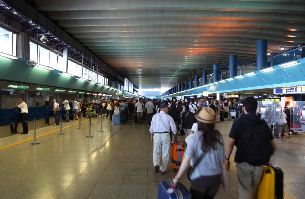 Fiumicino airport terminals rome airport fiumicino - Train from fiumicino to civitavecchia port ...