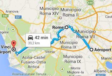 Hotel Ciampino Airport Rome