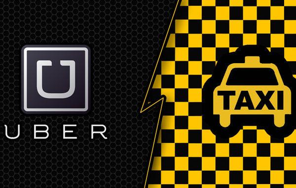 Rome uber vs Rome taxi