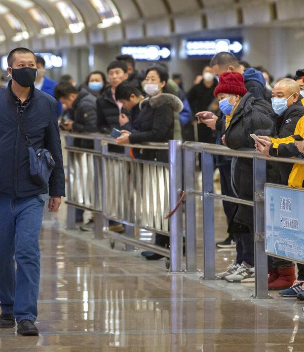 Rome airport Covid-19